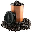Uskladňovanie kávy