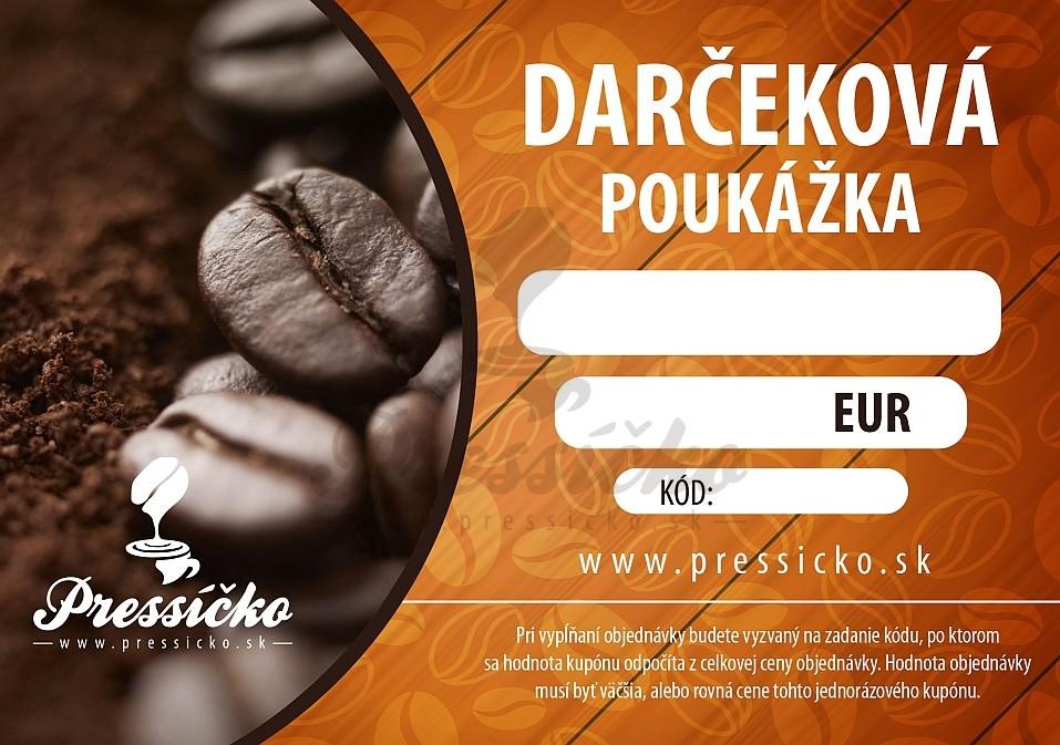 Darčeková poukážka na nákup v hodnote 30€ zväčšiť obrázok 670808f835f
