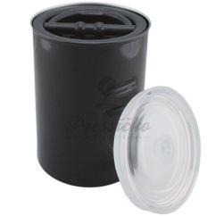 Airscape nádoba na uskladnenie kávy veľká, čierna farba