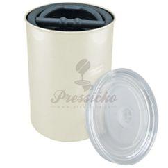 Airscape nádoba na uskladnenie kávy veľká, perlová farba