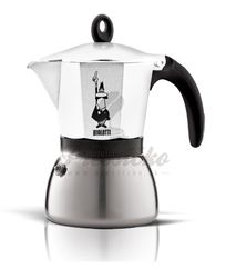 Bialetti Moka Induction White 6 TZ