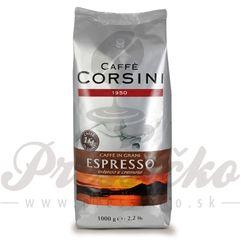 Caffe Corsini Espresso, zrnková káva 1000g