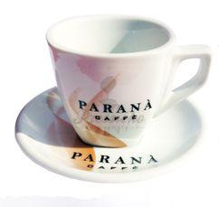 Cappuccino šálka Parana s podšálkou