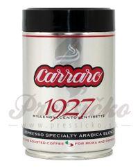 Carraro 1927, mletá káva 250g