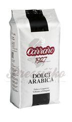 Carraro Dolci Arabica, zrnková káva 1000g