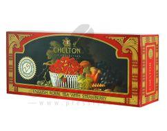 Chelton English Royal čierny čaj jahodový, porciovaný, 25 ks