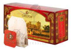 Chelton English Royal, čierny čaj porciovaný, 25 ks