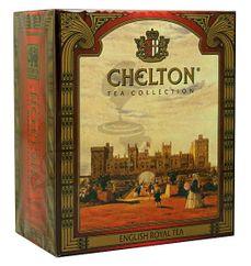 Chelton English Royal, čierny čaj sypaný, 100g
