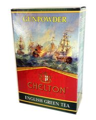 Chelton GunPowder, zelený čaj sypaný, 100g