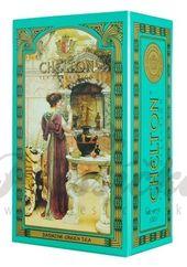Chelton zelený čaj s jazmínom, sypaný, 100g v krabičke