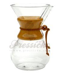 Chemex kávovar na 6 šálok