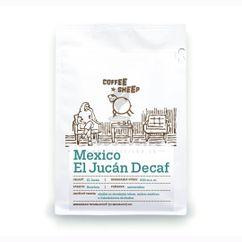 Coffee Sheep Brazil Santos Decaf, zrnková káva bez kofeínu 250g