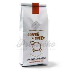 Coffee Sheep Colombia Supremo, zrnková káva 250g