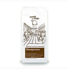 Coffee Sheep espresso zmes Sheepresso, zrnková káva 1 kg
