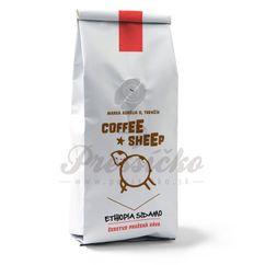 Coffee Sheep Ethiopia Sidamo, zrnková káva 250g