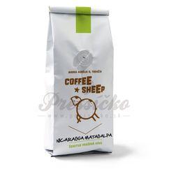 Coffee Sheep Nicaragua Matagalpa Cavallino, zrnková káva 250g