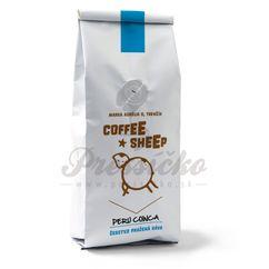 Coffee Sheep Peru Tres Mosqueteros, zrnková káva 250g