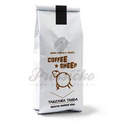 Coffee Sheep Tanzánia Tanga AA, zrnková káva 250g