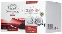 Compagnia Dell Arabica Colombia Medellin, porciovaná káva 18x7g