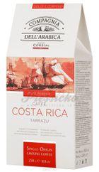 Compagnia Dell Arabica Costa Rica Tarrazu, mletá káva 250g