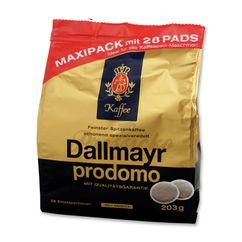 Dallmayr Prodomo 100% Arabica PADS 28 ks