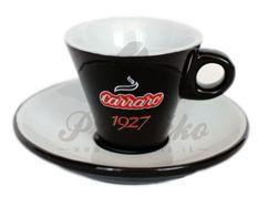 Espresso šálka Carraro s podšálkou