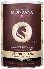 Horúca čokoláda Monbana biela, 500g