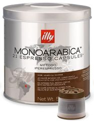 Illy IPERESPRESSO kapsule - Brazil Cerrado Mineiro 21ks (pre X7, X8, Y1)