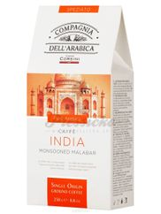 Compagnia Dell Arabica India Monsooned Malabar, mletá káva 250g