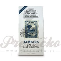Compagnia Dell Arabica Jamaica Blue Mountain, mletá káva 125g