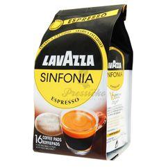 Lavazza PADs Espresso Sinfonia, 16 ks