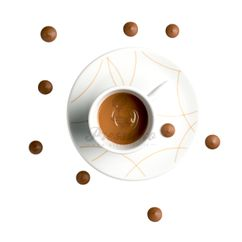 LYRA horúca čokoláda Caramel 33%, gastro balenie 25 individuálnych porcií