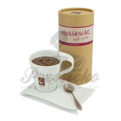 LYRA horúca čokoláda Madagascar 66%, 250g balenie
