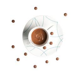 LYRA horúca čokoláda Milk 33%, gastro balenie 25 individuálnych porcií