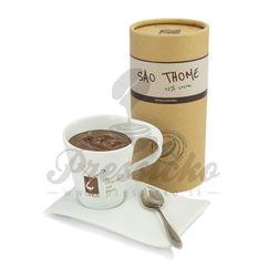 LYRA horúca čokoláda Sao Thome 72%, 250g balenie