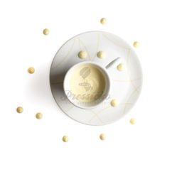 LYRA horúca čokoláda White, gastro balenie 25 individuálnych porcií