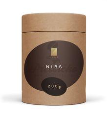 LYRA Nibs, kakaové bôby v horkej čokoláde, 200g