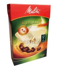 Melitta GOURMET INTENSE filtre 1x4 80ks s aromapórmi