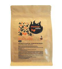 Mephisto Indonezia Sumatra Mandheling Grade 1, zrnková káva 200g