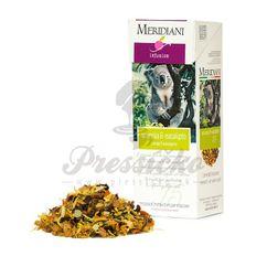 Meridiani Arancia & Eucalipto, ovocný čaj 100g