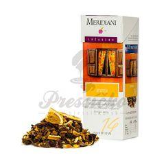 Meridiani Arancia, ovocný čaj 100g