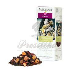 Meridiani Caldo abbraccio, ovocný čaj 100g