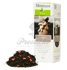 Meridiani Cupido, čierny čaj, 100g