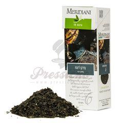 Meridiani Earl Grey, čierny čaj 100g