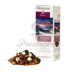 Meridiani Fiocco di neve, ovocný čaj 100g