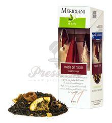 Meridiani Magia del natale, čierny čaj 100g