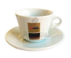 Molinari cappuccino šálka s podšálkou