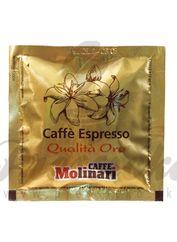 Molinari Espresso ORO, porciovaná káva 7g balenie po 25ks