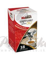 Molinari Espresso ORO, porciovaná káva 7g x 18ks