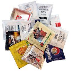 Ochutnávkový set 100 ks rôznych druhov porciovaných E.S.E. káv